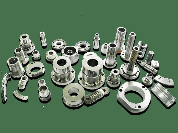 TIHERT - Machined parts/Механична и Електроерозийна обработка