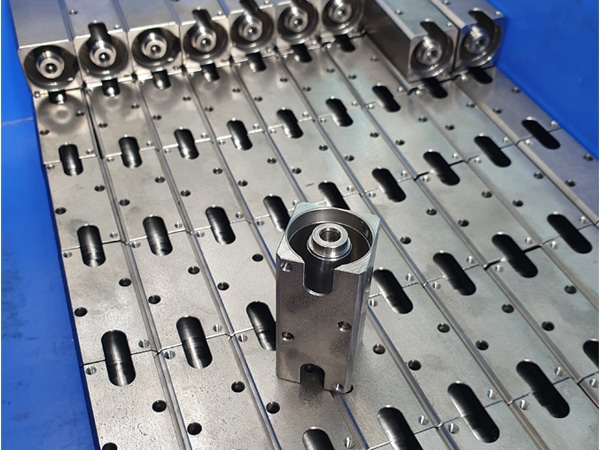 TIHERT - Series machined parts